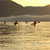 Paddling between Vancouver and West Cracroft islands